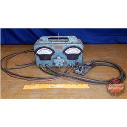 """Vintage Battery/Starter Tester """"Sun"""""""