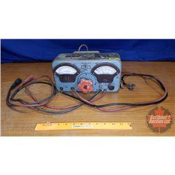 "Vintage Volt Meter ""Sun"""