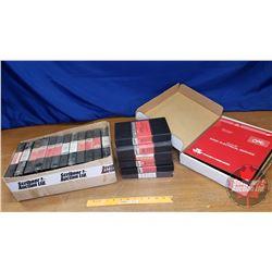 Massey VHS Tapes (Training Videos)
