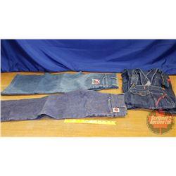 Vintage Denim (Coveralls & Jeans) (See Pics)