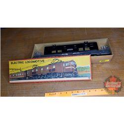 "Electric Locomotive (16"" x 4-1/2"" x 2-1/2"")"
