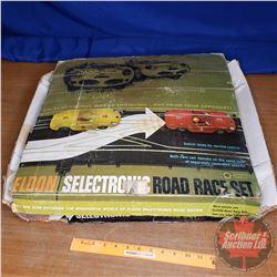 Eldon - Selectronic Road Race Set (Loose in Box)