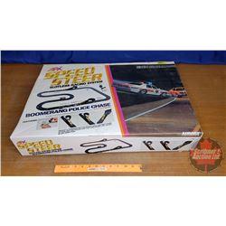 AFX Speed Steer Slotless Racing System (Loose in Orig Box)