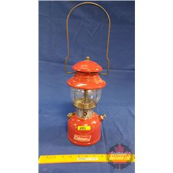 Coleman Lantern 1964 Model 200 - Red on Red