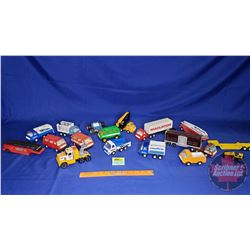 Tonka Toy Collection (See Pics)