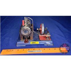"""Wilesco Toy Steam Engine (no chimney) (6"""" x 8"""" x 5-1/2"""")"""