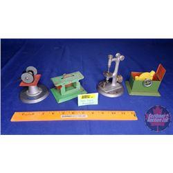 Toy Steam Engine Accessories (4)