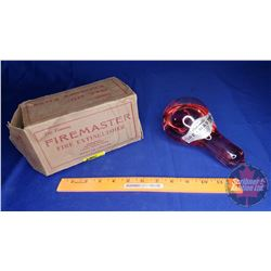 Firemaster - Fire Extinguisher (Pink Fluid) in Orig Box