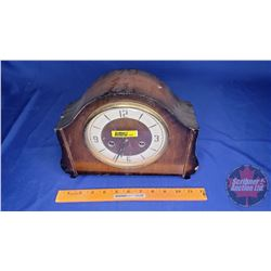 """Mantle Clock (not working) (12""""W x 9""""H)"""