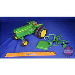 Farm Toy 1/16 Scale : John Deere 4430 (Damaged/Cab Broken Off)