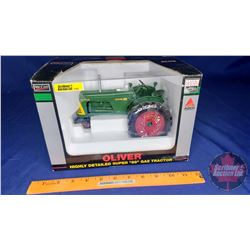 Farm Toy 1/16 Scale : Oliver Supper 88 Gas Tractor