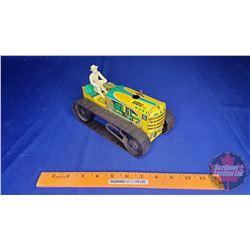"Tin Toy Crawler MARX 5 Wind Up Toy (4""H x 8""L)"