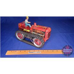 "Tin Toy Crawler MARX Wind Up Toy (7""H x 9""L)"