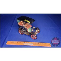 """Tin Toy Car - Lever Action Model T (5""""H x 4""""W x 7""""L)"""