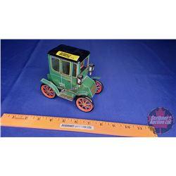 """Tin Toy Car - Lever Action Antique Car (5""""H x 3""""W x 5""""L)"""