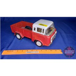 """Friction Toy - Cabover Truck (5-1/2""""H x 5""""W x 11""""L)"""