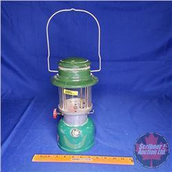Coleman Lantern Model 335 (Note: Cracked Globe)