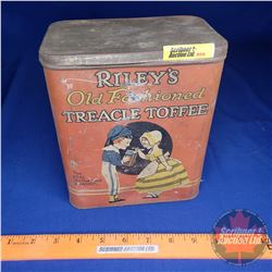 """Riley's Old Fashioned Treacle Toffee (8""""H x 6-3/4""""W x 4""""D)"""