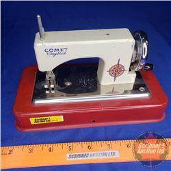 Comet Crystal Toy Sewing Machine
