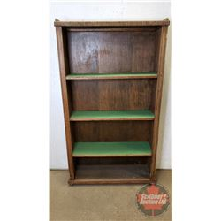 """Bookshelf (Rolling) (66""""H x 37""""W x 11""""D)"""
