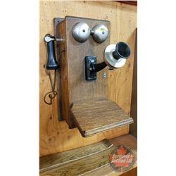 Northern Electric Box Telephone c.1917