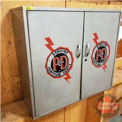 """Genuine P&D Ignition Parts - Metal Shop Cabinet (29""""H x 32-1/2""""W x 11-1/2""""D)"""