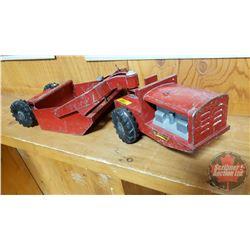 """Structo Toys - Scraper/Earth Mover (5""""H x 7""""W x 22""""L)"""