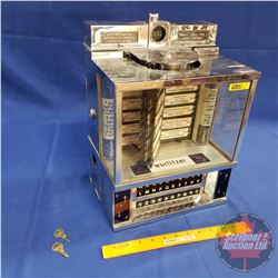 "Wurlitzer Table Top Consolette (15""H x 11""W x 8""D)"