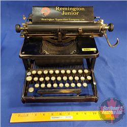 Remington Junior Typewriter