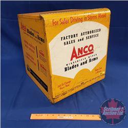 """ANCO Windshield Wiper Blades Metal Cabinet (16-1/2""""H x 14-3/4""""W x 14""""D)"""