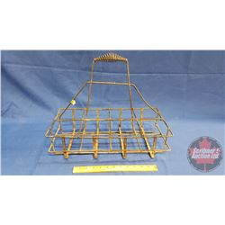 """8 Pack Oil Quart Wire Carrier (15-1/2""""H x 18-1/2""""W)"""