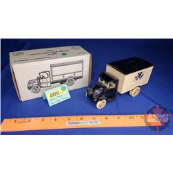 COIN BANK: 1926 Mack Delivery Truck ERTL