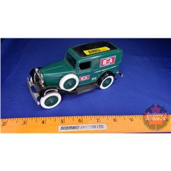 COIN BANK: 1932 Ford Delivery B-A Van