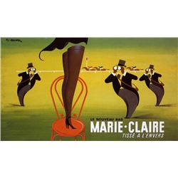Pierre Fix Masseau - Le Nouveau Bas Marie Claire