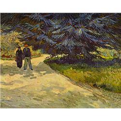 Van Gogh - Park Arles