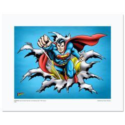 Superman Fist Forward by DC Comics