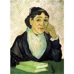 Van Gogh - L Arlesienne Madame Ginoux
