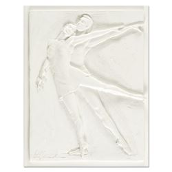 """Bill Mack, """"Unison"""" Limited Edition Monotype Relief Sculpture from an AP Edition"""