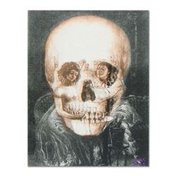 "Ringo Daniel Funes, (Protege of Andy Warhol's Apprentice, Steve Kaufman), ""Gothi"