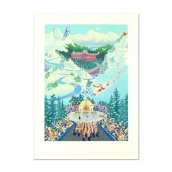 Winter Olympics Games by Kent, Melanie Taylor