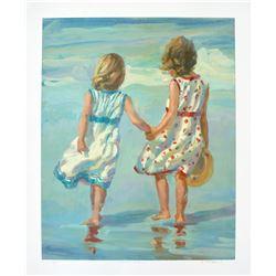 Lucelle Raad Adorable Little Ladies