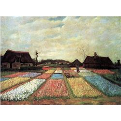Van Gogh - Bulb Fields