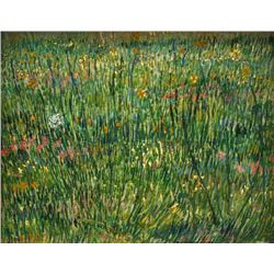 Van Gogh - Patch Of Grass
