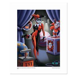 Harley Quinn by DC Comics