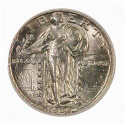 1926 D High Grade Standing Liberty Quarter Dollar