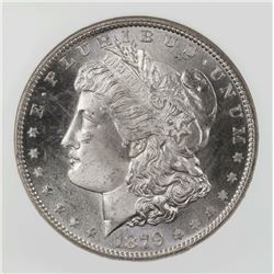 1879 s GEM BU Looking Morgan Dollar