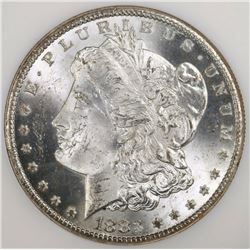 1883 Carson City High Grade BU Morgan Dollar