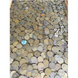 Lot of 3190 Lincoln Wheat Cents -
