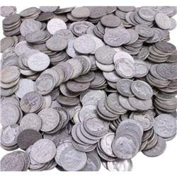 (150) Roosevelt Dimes -90% Silver