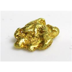 1.54 Gram Natural Gold Nugget